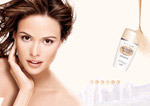 化妆美容宣传页
