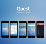 Quest手机界面