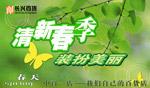 商场春季海报设计