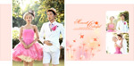 韩式婚纱相册