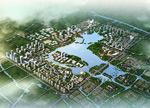 城市规划俯瞰图
