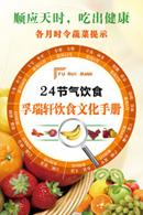 24节气饮食海报