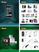 手机保护膜海报