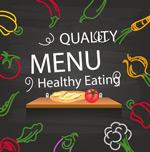 健康饮食菜单
