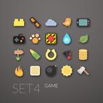 游戏元素图标