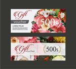 花卉礼品卡