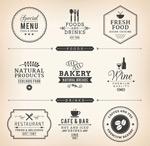 餐厅饮食标签