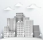 建筑群矢量