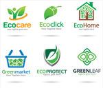 环保主题LOGO