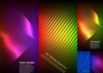 光效的抽象背景6