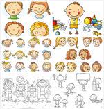 卡通儿童设计