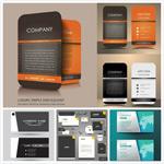 企业品牌展示素材