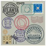 怀旧邮戳印章