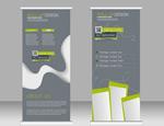 绿色企业活动展板