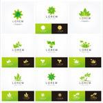 绿色生态主题LOGO