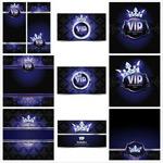 紫色VIP设计