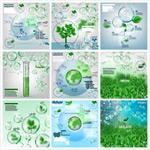 环保信息图表
