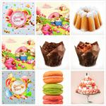 甜品食物主题