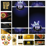 VIP卡装饰设计