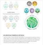 自然元素图标