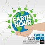 绿色环保节能地球