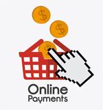 金融网上支付图标