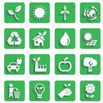 环保清新标志