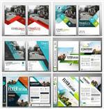 现代商务单页
