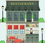 餐厅及内部设计