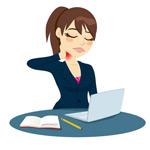 办公职业女性
