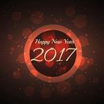 2017新年背景