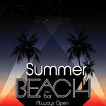夏季沙滩派对海报