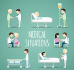 医疗角色设计