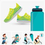 健身运动主题