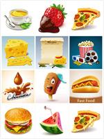 美味的食物