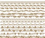 欧式古典花纹边框