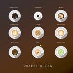 美味咖啡矢量