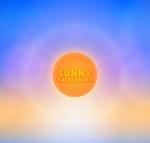 天空中的太阳