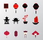 中国风主题元素