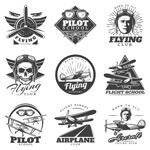 飞行俱乐部图标