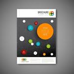 连线图标商务画册
