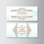 花纹装饰VIP卡