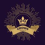 闪耀王冠标志