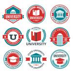 大学校园标签