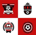 足球矢量标志
