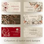 精美花卉卡片