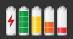 电池充电图标