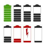 电池电量图标