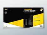 黑黄企业画册