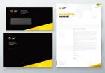 信封信函业务模板